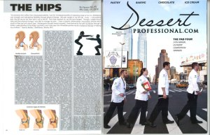 ActiveCare's column in Dessert Professional (May 2013)