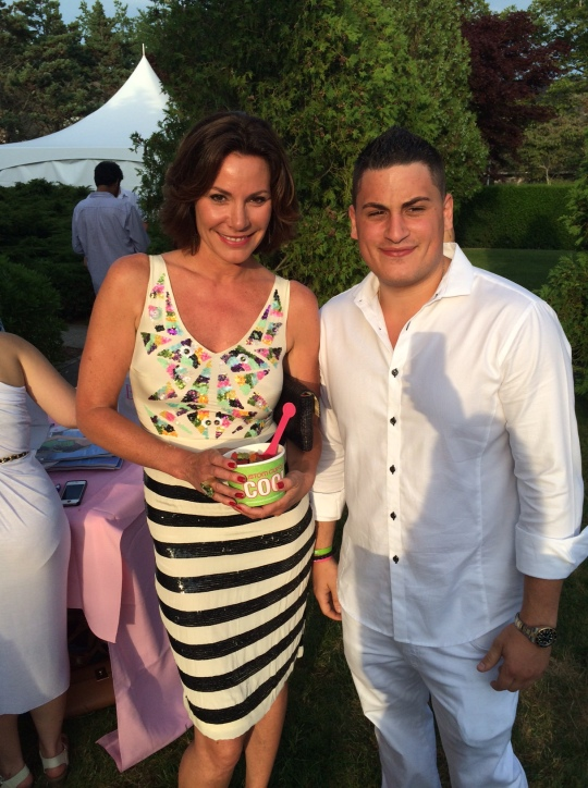 (Countess Luann, Rob Cervoni)