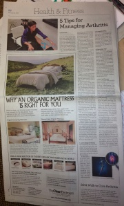 Love Getting Newspaper Placements for Clients