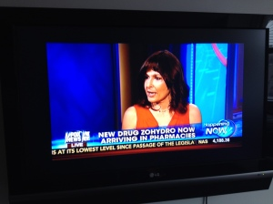 Client on Fox News Channel