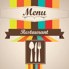 menu generic